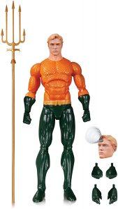 Figura de Aquaman de DC Icons - Las mejores figuras de acción de Aquaman de DC - Muñecos de Aquaman