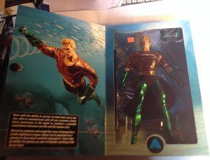 Figura de Aquaman de Diamond Select - Los mejores Hot Toys de Aquaman de DC - Figuras coleccionables de Aquaman premium