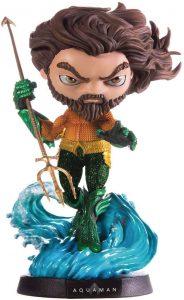 Figura de Aquaman de Iron Studios - Las mejores figuras de acción de Aquaman de DC - Muñecos de Aquaman