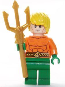 Figura de Aquaman de Lego - Las mejores figuras de acción de Aquaman de DC - Muñecos de Aquaman