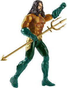Figura de Aquaman de Mattel - Las mejores figuras de acción de Aquaman de DC - Muñecos de Aquaman
