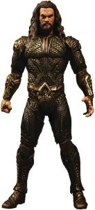 Figura de Aquaman de Mezco Toys One - Las mejores figuras de acción de Aquaman de DC - Muñecos de Aquaman