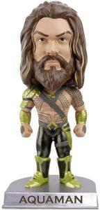 Figura de Aquaman de Wobbler - Las mejores figuras de acción de Aquaman de DC - Muñecos de Aquaman