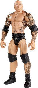 Figura de Batista de Mattel 2 - Muñecos de Batista - Figuras coleccionables de luchadores de WWE