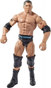 Figura de Batista de Mattel 5 - Muñecos de Batista - Figuras coleccionables de luchadores de WWE