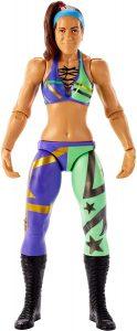 Figura de Bayley de Mattel 2 - Muñecos de Bayley - Figuras coleccionables de luchadores de WWE