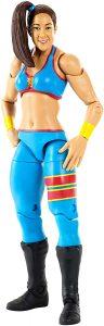 Figura de Bayley de Mattel 5 - Muñecos de Bayley - Figuras coleccionables de luchadores de WWE