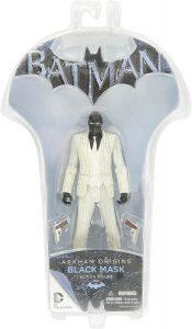 Figura de Black Mask - Máscara Negra de DC Direct - Figuras coleccionables de Máscara Negra de Batman - Muñecos de Black Mask
