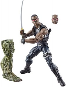 Figura de Blade de Marvel Legends Series - Figuras coleccionables de Blade - Muñecos de Blade