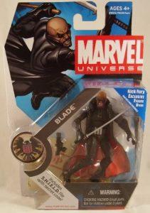 Figura de Blade de Marvel Universe - Figuras coleccionables de Blade - Muñecos de Blade