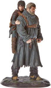 Figura de Bran Stark y Hodor de Juego de Tronos de Dark Horse - Muñecos de Juego de tronos de Bran Stark - Figuras coleccionables de Bran Stark de Game of Thrones
