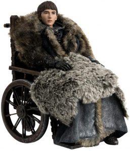 Figura de Bran Stark y Hodor de Juego de Tronos de Three Zero - Muñecos de Juego de tronos de Bran Stark - Figuras coleccionables de Bran Stark de Game of Thrones