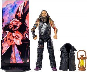 Figura de Bray Wyatt de Mattel 5 - Muñecos de Bray Wyatt - Figuras coleccionables de luchadores de WWE