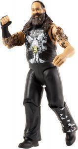 Figura de Bray Wyatt de Mattel Elite 4 - Muñecos de Bray Wyatt - Figuras coleccionables de luchadores de WWE