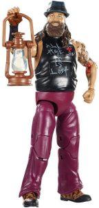 Figura de Bray Wyatt de Mattel - Muñecos de Bray Wyatt - Figuras coleccionables de luchadores de WWE