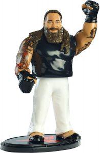 Figura de Bray Wyatt de Mattel Retro - Muñecos de Bray Wyatt - Figuras coleccionables de luchadores de WWE