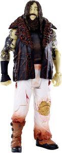 Figura de Bray Wyatt de Mattel Zombie - Muñecos de Bray Wyatt - Figuras coleccionables de luchadores de WWE