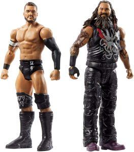 Figura de Bray Wyatt y Finn Balor de Mattel - Muñecos de Bray Wyatt - Figuras coleccionables de luchadores de WWE