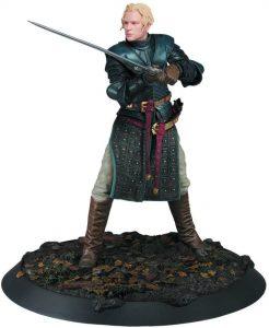 Figura de Brienne de Tarth Lannister de Juego de Tronos de Dark Horse Premium - Muñecos de Juego de tronos de Brienne de Tarth - Figuras coleccionables de Brienne de Tarth de Game of Thrones