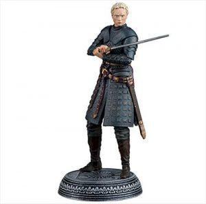 Figura de Brienne de Tarth Lannister de Juego de Tronos de Eaglemoss - Muñecos de Juego de tronos de Brienne de Tarth - Figuras coleccionables de Brienne de Tarth de Game of Thrones