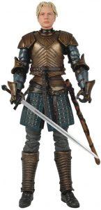 Figura de Brienne de Tarth Lannister de Juego de Tronos de Legacy Collection - Muñecos de Juego de tronos de Brienne de Tarth - Figuras coleccionables de Brienne de Tarth de Game of Thrones
