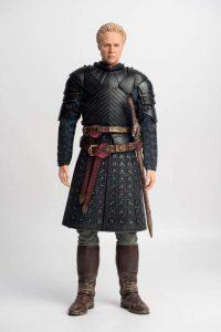 Figura de Brienne de Tarth Lannister de Juego de Tronos de Three Zero - Muñecos de Juego de tronos de Brienne de Tarth - Figuras coleccionables de Brienne de Tarth de Game of Thrones
