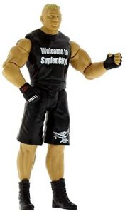 Figura de Brock Lesnar de Mattel 2 - Muñecos de Brock Lesnar - Figuras coleccionables de luchadores de WWE