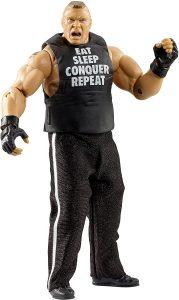 Figura de Brock Lesnar de Mattel 6 - Muñecos de Brock Lesnar - Figuras coleccionables de luchadores de WWE