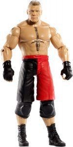 Figura de Brock Lesnar de Mattel 7 - Muñecos de Brock Lesnar - Figuras coleccionables de luchadores de WWE
