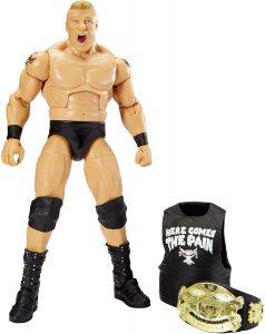Figura de Brock Lesnar de Mattel 8 - Muñecos de Brock Lesnar - Figuras coleccionables de luchadores de WWE