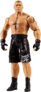 Figura de Brock Lesnar de Mattel - Muñecos de Brock Lesnar - Figuras coleccionables de luchadores de WWE