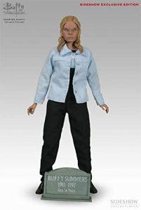 Figura de Buffy Summers de Buffy Cazavampiros de Sideshow - Muñecos de Buffy Cazavampiros - Figuras coleccionables de Buffy Cazavampiros