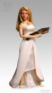 Figura de Buffy de Buffy Cazavampiros de Sideshow - Muñecos de Buffy Cazavampiros - Figuras coleccionables de Buffy Cazavampiros