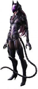 Figura de Catwoman de Square Enix - Los mejores Hot Toys de Catwoman de DC - Figuras coleccionables de Catwoman premium