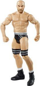 Figura de Cesaro de Mattel 7 - Muñecos de Cesaro - Figuras coleccionables de luchadores de WWE