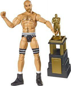Figura de Cesaro de Mattel Elite - Muñecos de Cesaro - Figuras coleccionables de luchadores de WWE