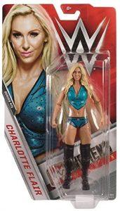 Figura de Charlotte Flair de Mattel 2 - Muñecos de Charlotte Flair - Figuras coleccionables de luchadores de WWE