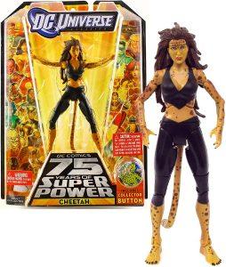 Figura de Cheetah de DC Universe - Figuras coleccionables de Cheetah - Muñecos de Cheetah