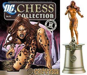 Figura de Cheetah de Eaglemoss - Figuras coleccionables de Cheetah - Muñecos de Cheetah
