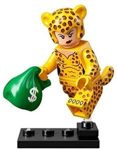 Figura de Cheetah de LEGO - Figuras coleccionables de Cheetah - Muñecos de Cheetah
