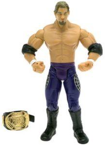 Figura de Chris Jericho de Jakks Pacific - Muñecos de Chris Jericho - Figuras coleccionables de luchadores de WWE