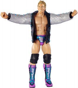 Figura de Chris Jericho de Mattel 6 - Muñecos de Chris Jericho - Figuras coleccionables de luchadores de WWE