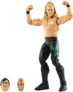 Figura de Chris Jericho de Mattel Classic - Muñecos de Chris Jericho - Figuras coleccionables de luchadores de WWE