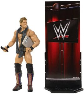 Figura de Chris Jericho de Mattel - Muñecos de Chris Jericho - Figuras coleccionables de luchadores de WWE