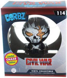 Figura de Crossbones de Dorbz Chase - Figuras coleccionables de Crossbones - Muñecos de Crossbones de Marvel