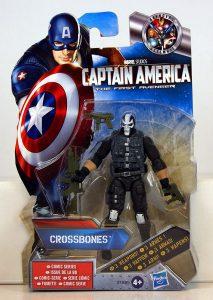 Figura de Crossbones de Hasbro - Figuras coleccionables de Crossbones - Muñecos de Crossbones de Marvel