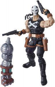 Figura de Crossbones de Marvel Legends - Figuras coleccionables de Crossbones - Muñecos de Crossbones de Marvel