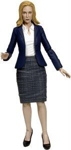 Figura de Dana Scully de Expediente X de Diamond Select - Muñecos de Expediente X - X Files - Figuras coleccionables de Expediente X