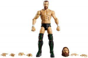 Figura de Daniel Bryan de Mattel 0 - Muñecos de Daniel Bryan - Figuras coleccionables de luchadores de WWE