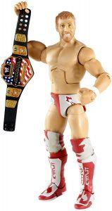 Figura de Daniel Bryan de Mattel 11 - Muñecos de Daniel Bryan - Figuras coleccionables de luchadores de WWE